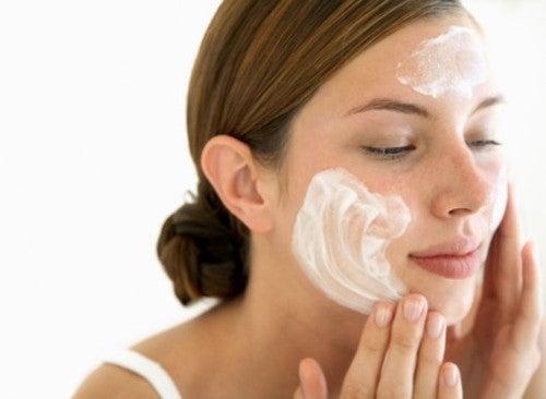 Dobre mydło do twarzy