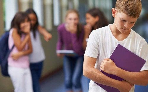 Presja grupowa w szkole