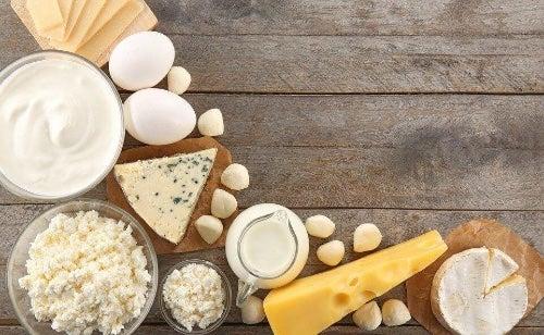 Niekiedy osoby cierpiące na nietolerancję laktozy mogą spożywać produkty mleczne w niewielkich ilościach.