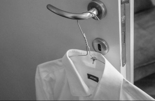 składanie koszyl biała