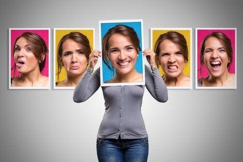 Wahania nastroju są przykrą konsekwencją przedłużającego się obciążenia emocjonalnego.