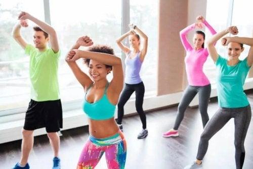 Trening zumby – odchudzanie przez zabawę!
