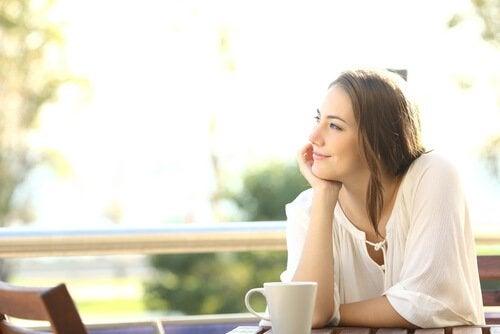 Usmiechnięta kobieta