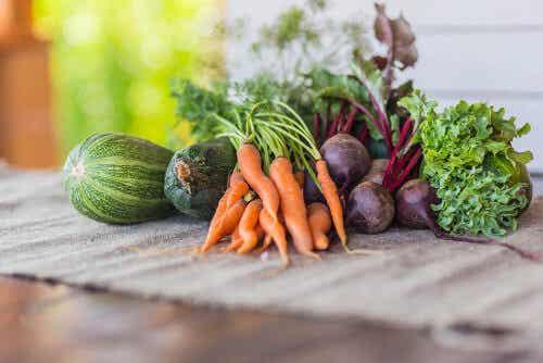 Warzywa sezonowe - 3 rewelacyjne przepisy