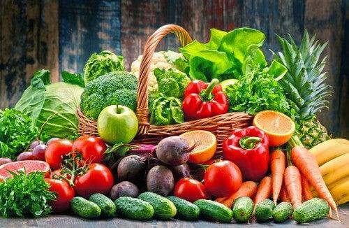 Zdrowe warzywa na zwiększenie masy mięśniowej