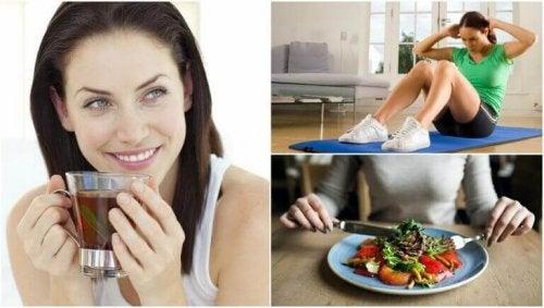Zdrowy tryb życia – 6 ważnych nawyków