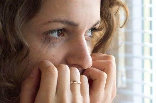 Najlepszą metodą walki z męczącym niepokojem jest odwracanie uwagi.