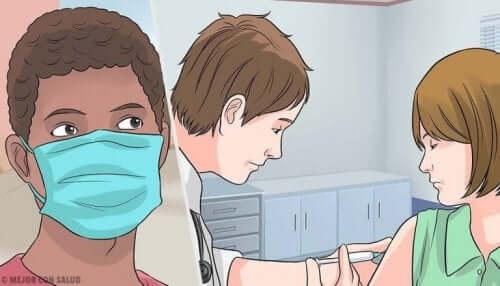 Szczepienie - dżuma płucna