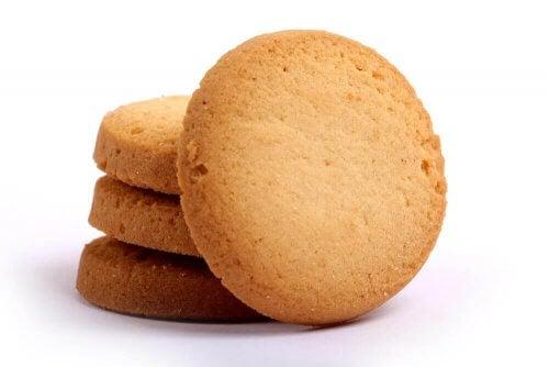 Ciasteczka śmietankowe pokochają i dzieci i dorośli.