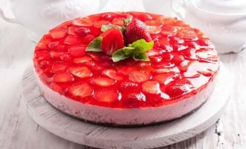 ciasto truskawkowe 2