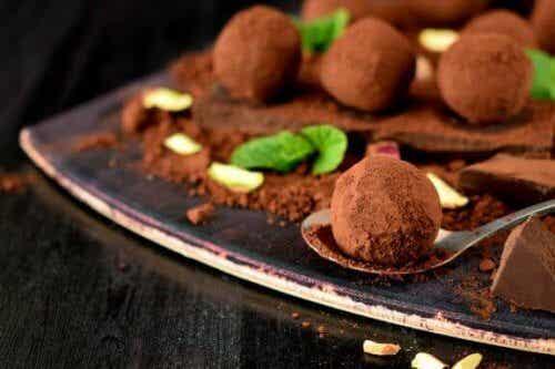 Domowy przepis na pyszne czekoladowe trufle