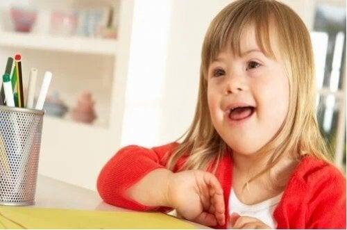 Dziecko z zespołem Downa - jak je wychowywać?