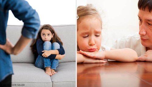 Dziecko zachowuje się niewłaściwie? Co wtedy zrobić?