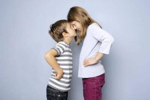 Konflikty u dzieci