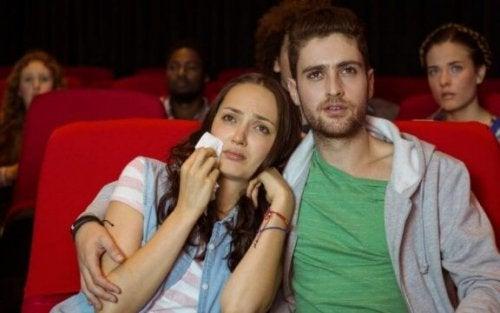 Filmy romantyczne, które sprawią, że uronisz łzy