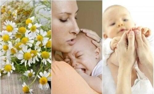 Kolka u noworodka - 5 domowych sposobów
