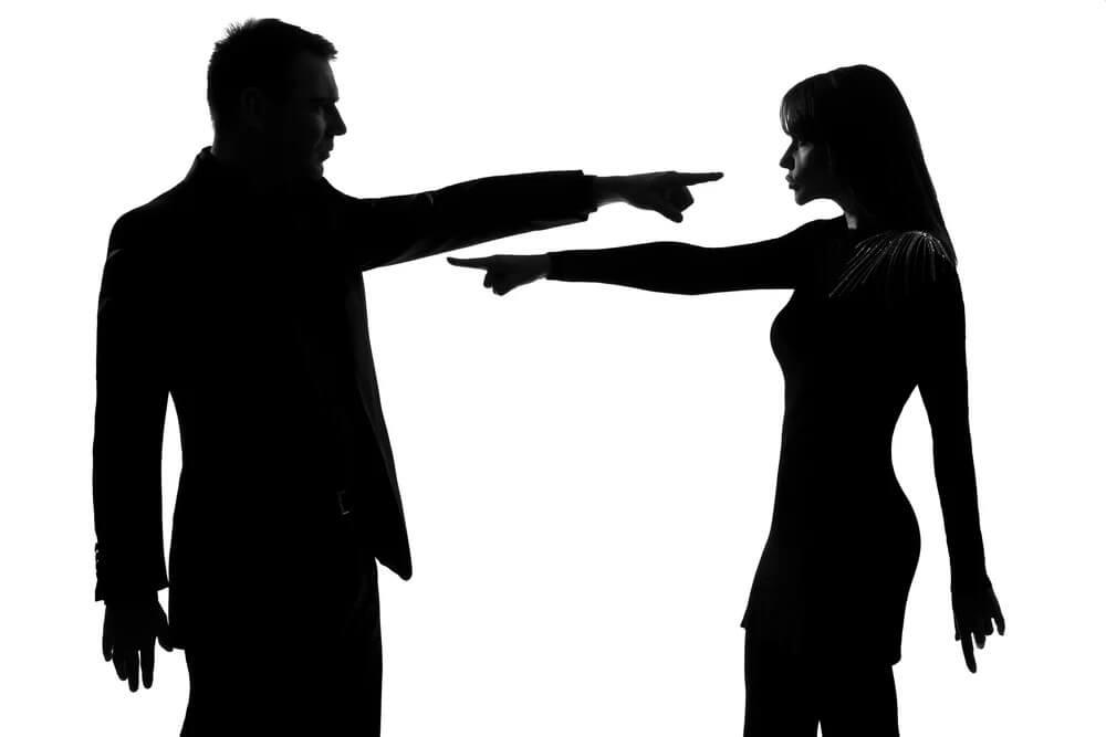 Obwiniająca się para