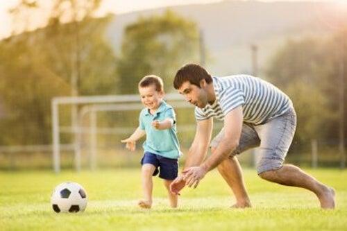 Zabawne ćwiczenia dla najmłodszych