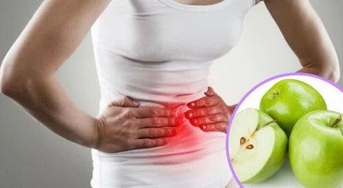 Przewlekłe zapalenie żołądka i jabłka