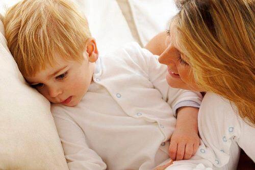 Rozmowa z dzieckiem dziecko zachowuje się niewłaściwie
