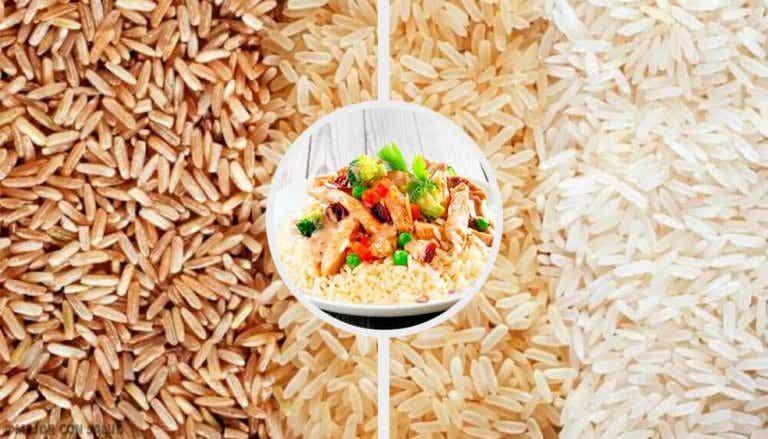 Ryż – który gatunek najlepszy na ładną figurę?