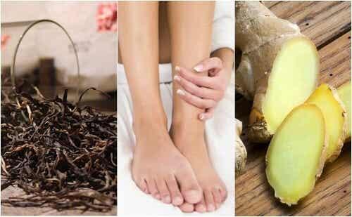 Brzydki zapach stóp – 6 naturalnych rozwiązań