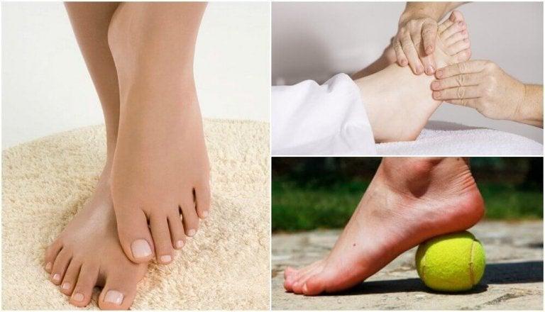 Opuchnięte stopy – pozbądź się domowymi metodami