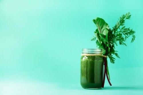 Zielone smoothie – najważniejsze fakty i mity