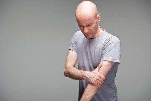 Ból w zapaleniu ścięgna