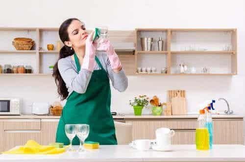 Płyn do mycia szyb - 5 nietypowych zastosowań