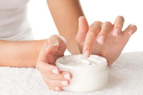 Toksyczne składniki w kremie