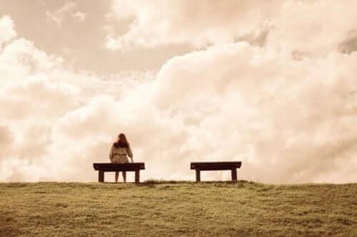 strach przed samotnością