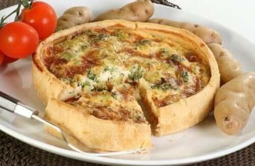 Quiche z warzywami i serem – zrób go już dziś!