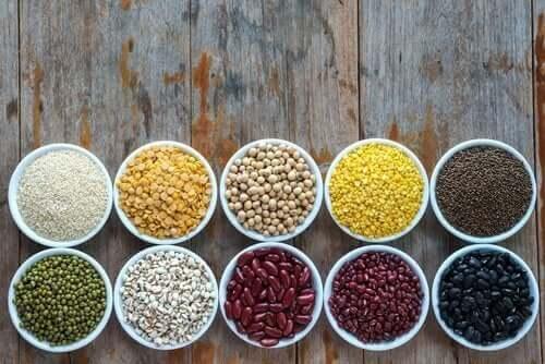 Rośliny strączkowe na dobry cholesterol HDL