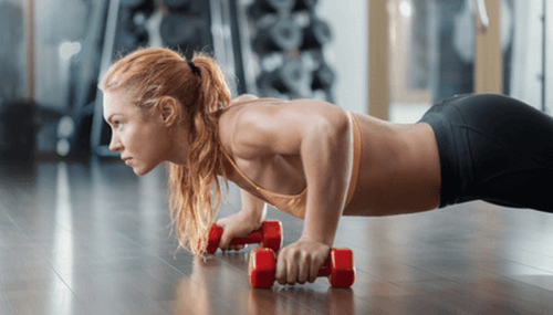 żelatyna na mięśnie