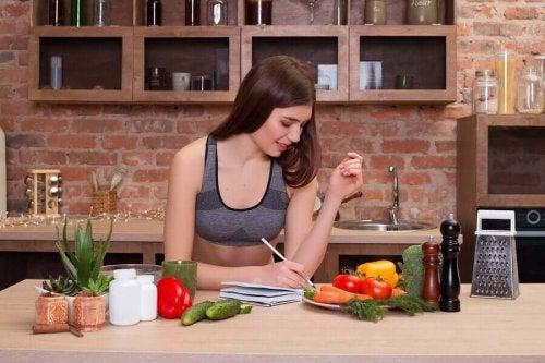 dieta redukcja cholesterolu