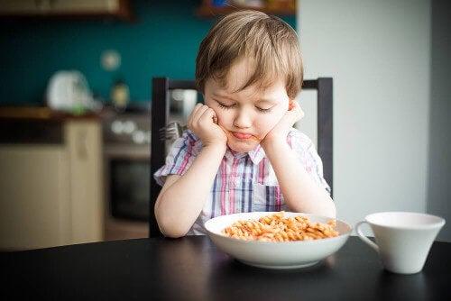 Dziecko nie chce jeść