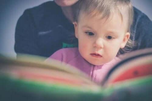 Metoda Domana - nauka czytania we wczesnym wieku