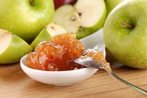 Galaretka z jabłka