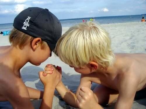 Gry i zabawy na plaży