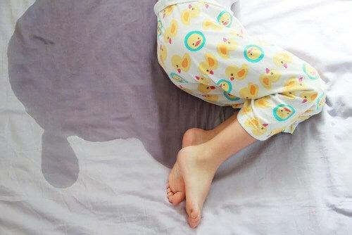 Moczenie nocne - inkontynencja u dzieci