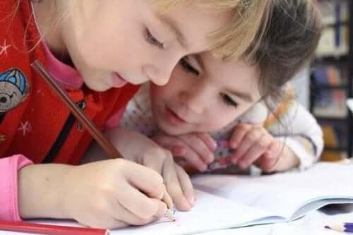 Nauka ortografii z dzieckiem - 5 sposobów