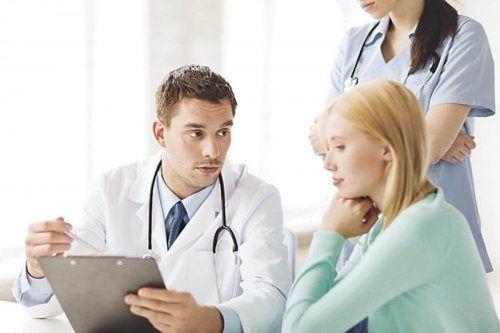 Wizyta u ginekologa - rozmowa z lekarzem