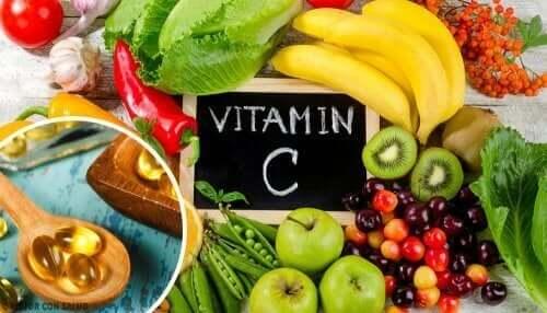 Żywność z witaminą C