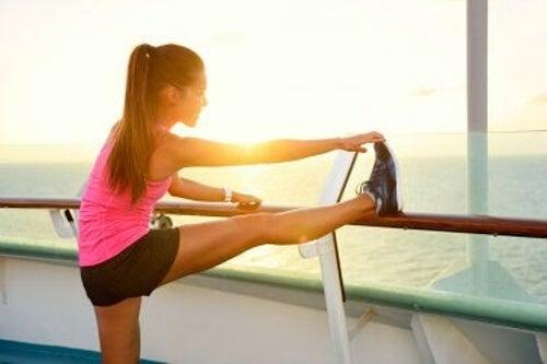Ćwiczenia to środki na wzmocnienie układu odpornościowego