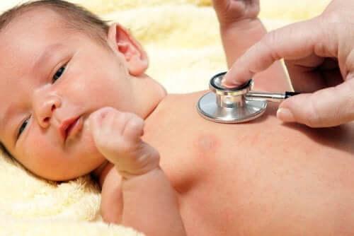 Badanie niemowlęcia