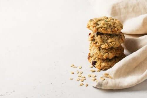 Bezcukrowe ciasteczka owsiane - jak je wykonać?
