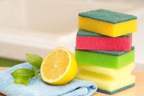 Cytryna do czyszczenia