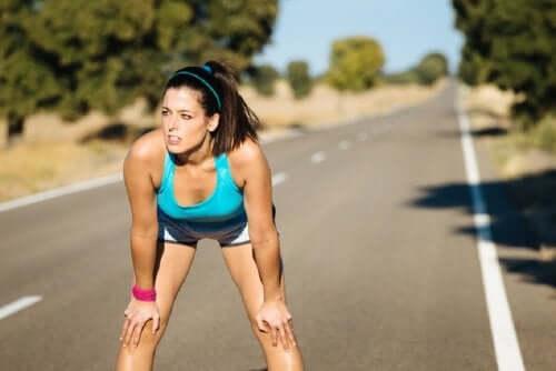 kwas mlekowy a ćwiczenia fizyczne