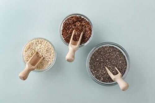 Nasiona sezamu i ich wartość odżywcza